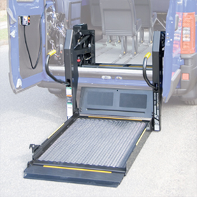 Millennium Series Van Wheelchair Lift