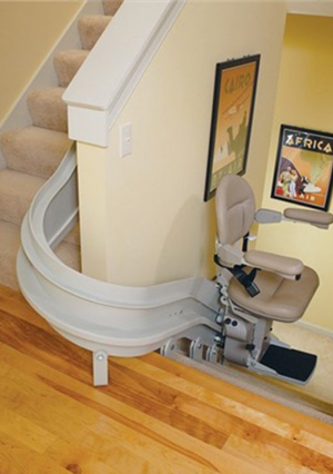 Elite Curve Stair Lift