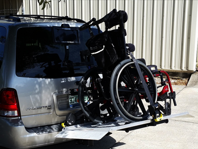 Assortment of Scooter and Manual Wheel Chair Lifts